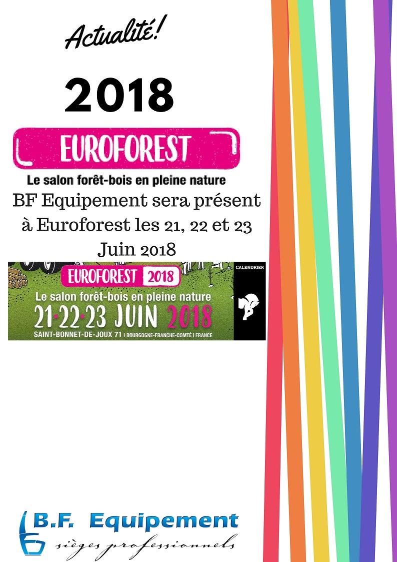 Photo EUROFOREST 2018